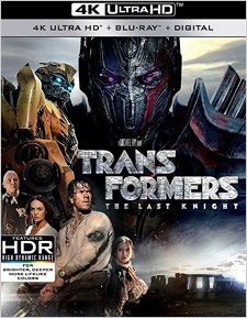 Transformers: The Last Knight (4K Ultra HD Blu-ray)