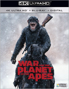 War for the Planet of the Apes (4K Ultra HD)