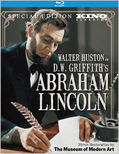D.W. Griffith's Abraham Lincoln (Blu-ray Disc)