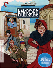 Amarcord (Criterion Blu-ray Disc)