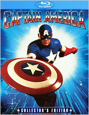 Captain America (1990 - Blu-ray Disc)