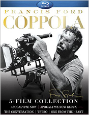 Francis Ford Coppola 5-Film Collection (Blu-ray Disc)
