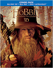 The Hobbit: An Unexpected Journey (Blu-ray 3D Combo)