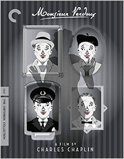 Monsieur Verdoux (Criterion Blu-ray Disc)