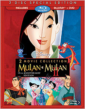 Mulan: 2 Movie Collection (Blu-ray Disc)