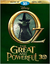 Oz: The Great and Powerful (Blu-ray 3D)