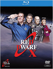 Red Dwarf: X (Blu-ray Disc)