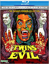 Twins of Evil (Blu-ray Disc)