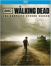 The Walking Dead: The Complete Second Season (Blu-ray Disc)