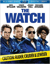 The Watch (Blu-ray Disc)