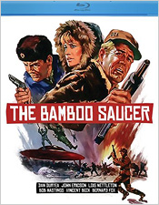 The Bamboo Saucer (Blu-ray Disc)