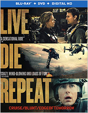 Edge of Tomorrow (Blu-ray Disc)