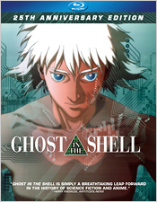 Ghost in the Shell: 25th Anniversary Edition (Blu-ray Disc)