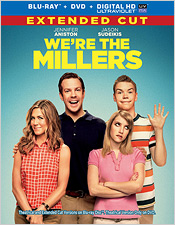 We're the Millers: Extended Edition (Blu-ray Disc)
