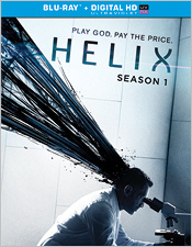 Helix: The Complete First Season (Blu-ray Disc)