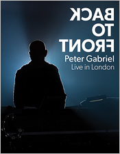 Peter Gabriel: Back to Front (Blu-ray Disc)