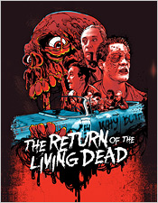 The Return of the Living Dead (Blu-ray Disc)
