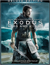 Exodus: Gods and Kings - Deluxe Edition (Blu-ray 3D)