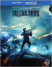 Falling Skies: The Complete Fourth Season (Blu-ray Disc)