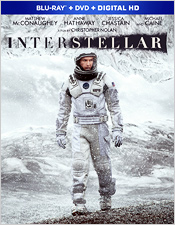 Interstellar (Blu-ray Disc)