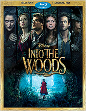 Into the Woods (Blu-ray Disc)