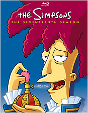 The Simpsons: Season 17 (Blu-ray Disc)
