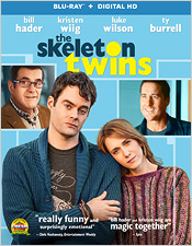 The Skeleton Twins (Blu-ray Disc)