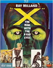 X: The Man with X-ray Eyes (Blu-ray Disc)