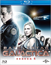 Battlestar Galactica: Season Four (Japanese Blu-ray Disc)