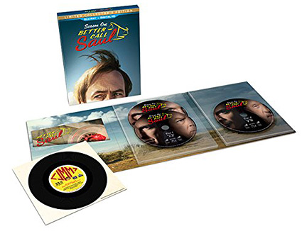 Better Call Saul: Season One - Limited Collector's Edition (Blu-ray Disc)