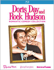 The Doris Day and Rock Hudson Classic Comedy Collection (Blu-ray Disc)