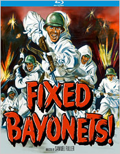 Fixed Bayonets! (Blu-ray Disc)