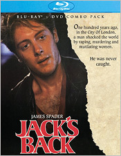 Jack's Back (Blu-ray Disc)