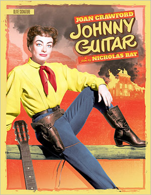 Johnny Guitar: Olive Signature Series (Blu-ray Disc)