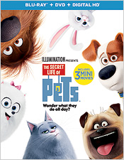 The Secret Life of Pets (Blu-ray Disc)