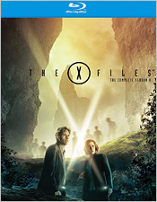 The X-Files: The Complete Season 4 (Blu-ray Disc)