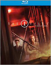 The X-Files: The Complete Season 6 (Blu-ray Disc)