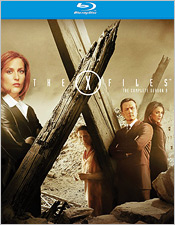 The X-Files: The Complete Season 9 (Blu-ray Disc)