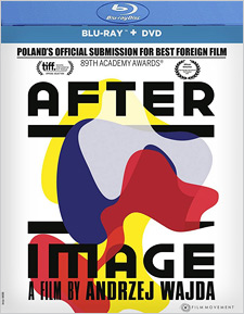 Afterimage (Blu-ray Disc)