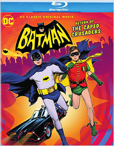 Batman: The Return of the Caped Crusaders (Blu-ray Disc)