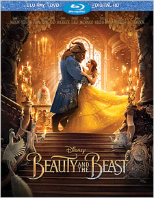 Disney's Beauty and the Beast (Blu-ray Disc)