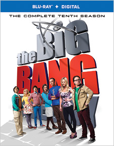 The Big Bang Theory: Season 10 (Blu-ray Disc)
