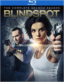 Blindspot: The Complete Second Season (Blu-ray Disc)
