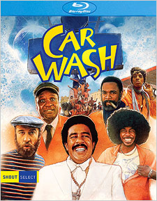 Car Wash (Blu-ray Disc)