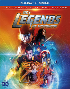 DC's Legends of Tomorrow: The Complete Second Season (Blu-ray Disc)