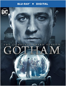Gotham: The Complete Third Season (Blu-ray Disc)