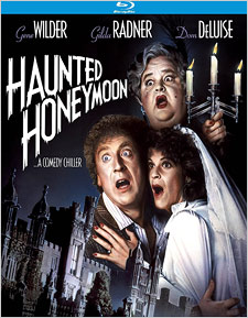 Haunted Honeymoon (Blu-ray Disc)