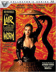 The Lair of the White Worm (Blu-ray Disc)