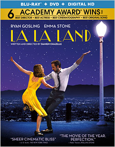 La La Land (Blu-ray Disc)