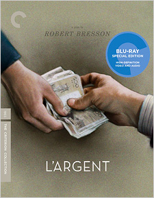 L'argent (Criterion Blu-ray Disc)